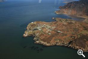 Dunree Fort Aerial 4