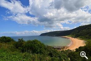Kinnagoe Bay 1