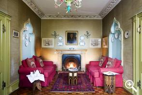 Rathmullan House 3 Raja Lounge