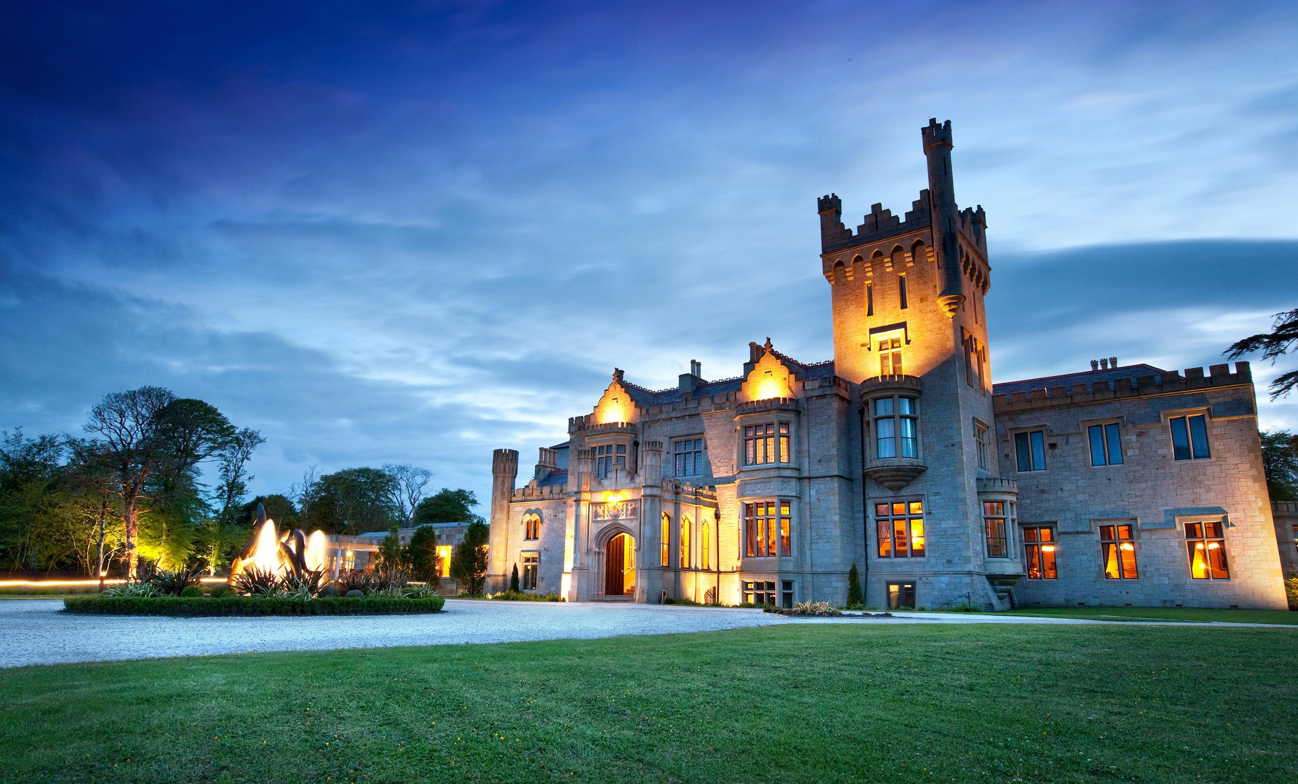 Lough Eske Castle 1