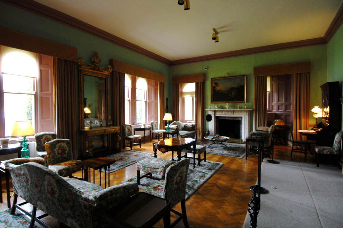 Glenveagh Castle 5 Drawing Room