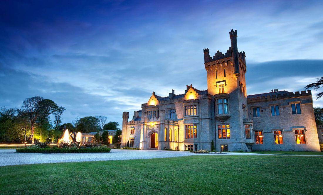 Lough Eske Castle 1