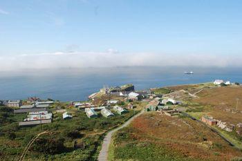 Dunree Fort Aerial 2