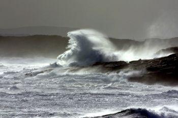 Arranmore Island 4 Stormy Seas