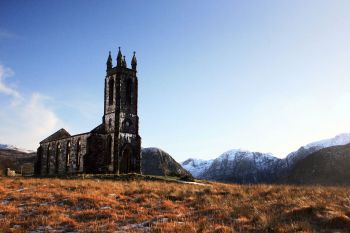 Dunlewey Church 1