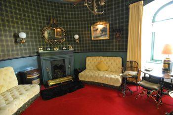 Glenveagh Castle 4 Music Room