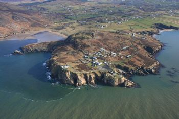Dunree Fort Aerial 1