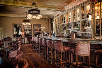 Lough Eske Castle 5 Gallery Bar